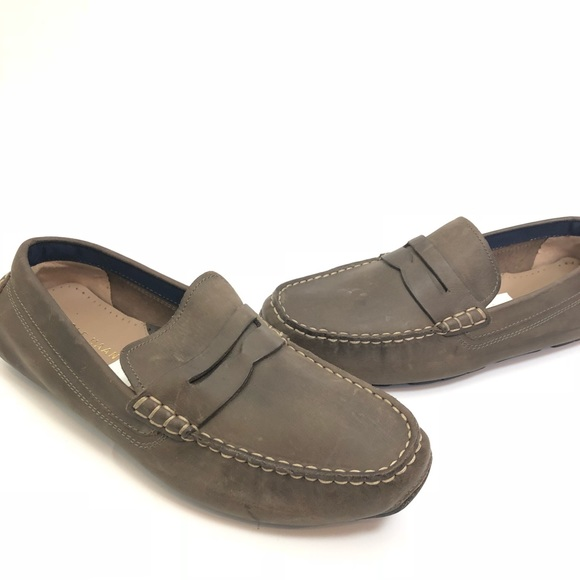 69e2c272b47 COLE HAAN Signature Kelson Driving Moccasins 8.5